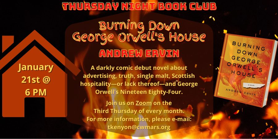 Third Thursday Night Book Club (2021/01)