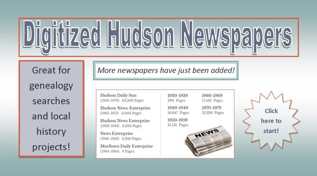 Digitized Newspapers 2020