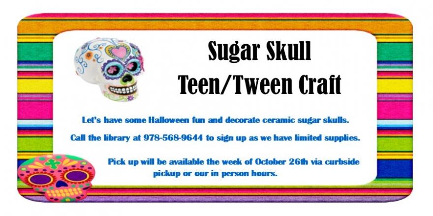 Sugar Skull Slider