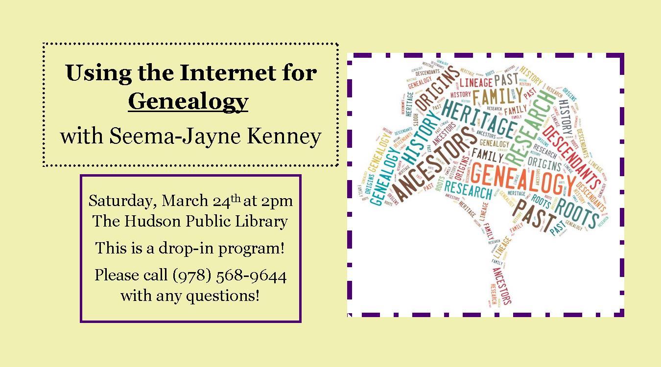 Internet For Genealogy