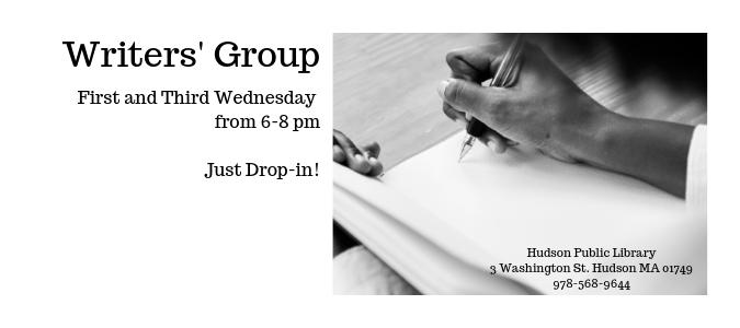 Writer's Group for slider
