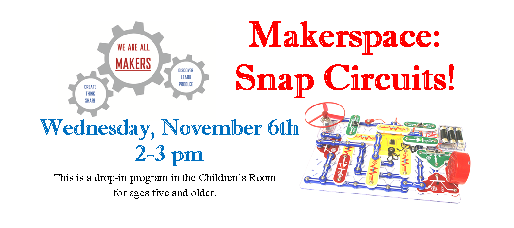Makerspace Snap Circuits