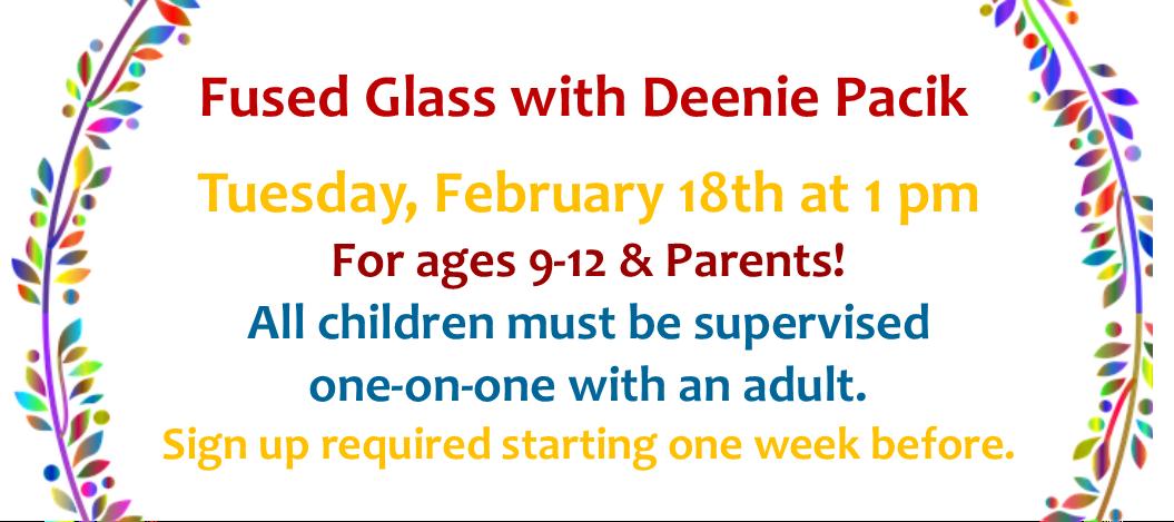 Deenie Fused Glass