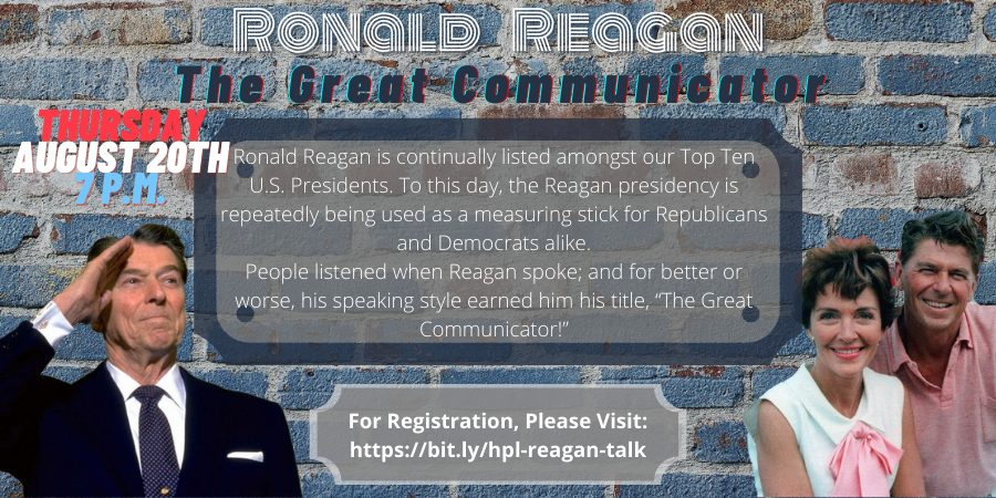 2020 Reagan Talk