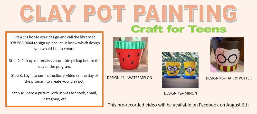 Clay Pot Painting