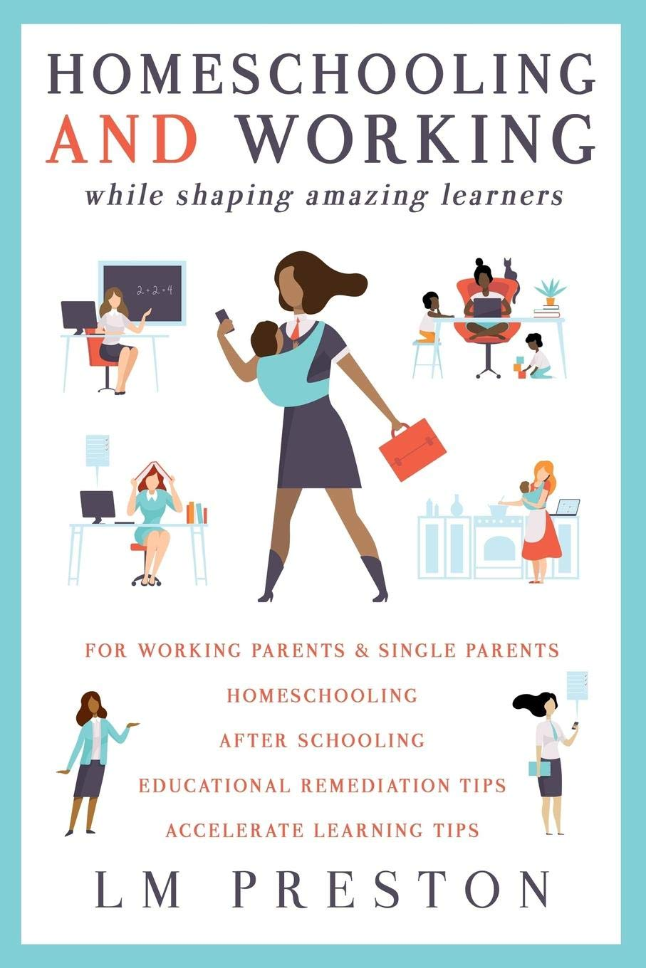 homeschooling and working