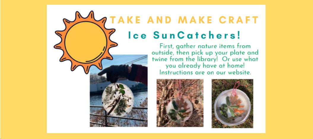 Ice Suncatchers