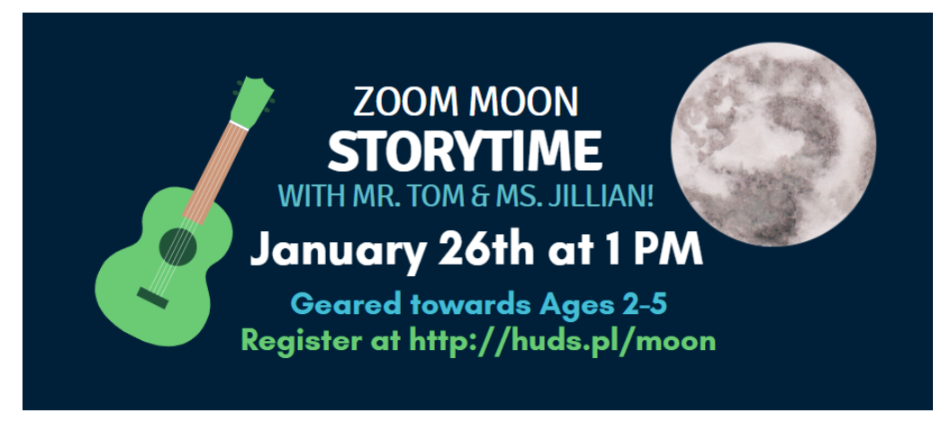 moon storytime