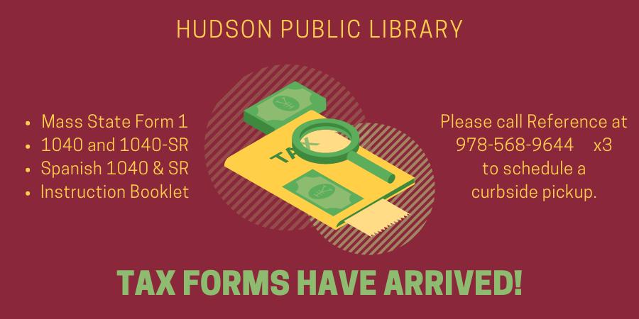 HPL Tax Forms