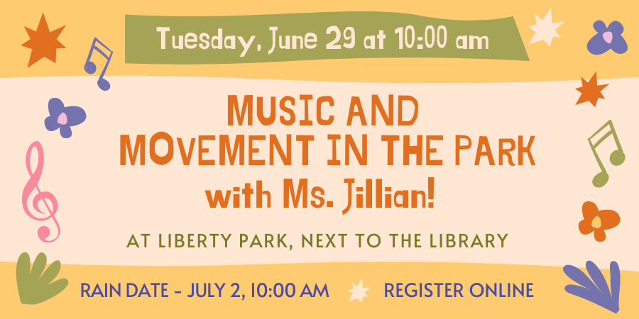 Children's Music & Move in the Park