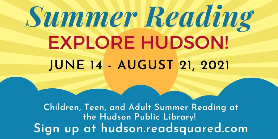 Summer Reading Announcement