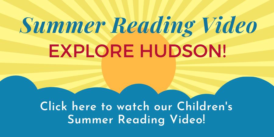 Summer Reading Video