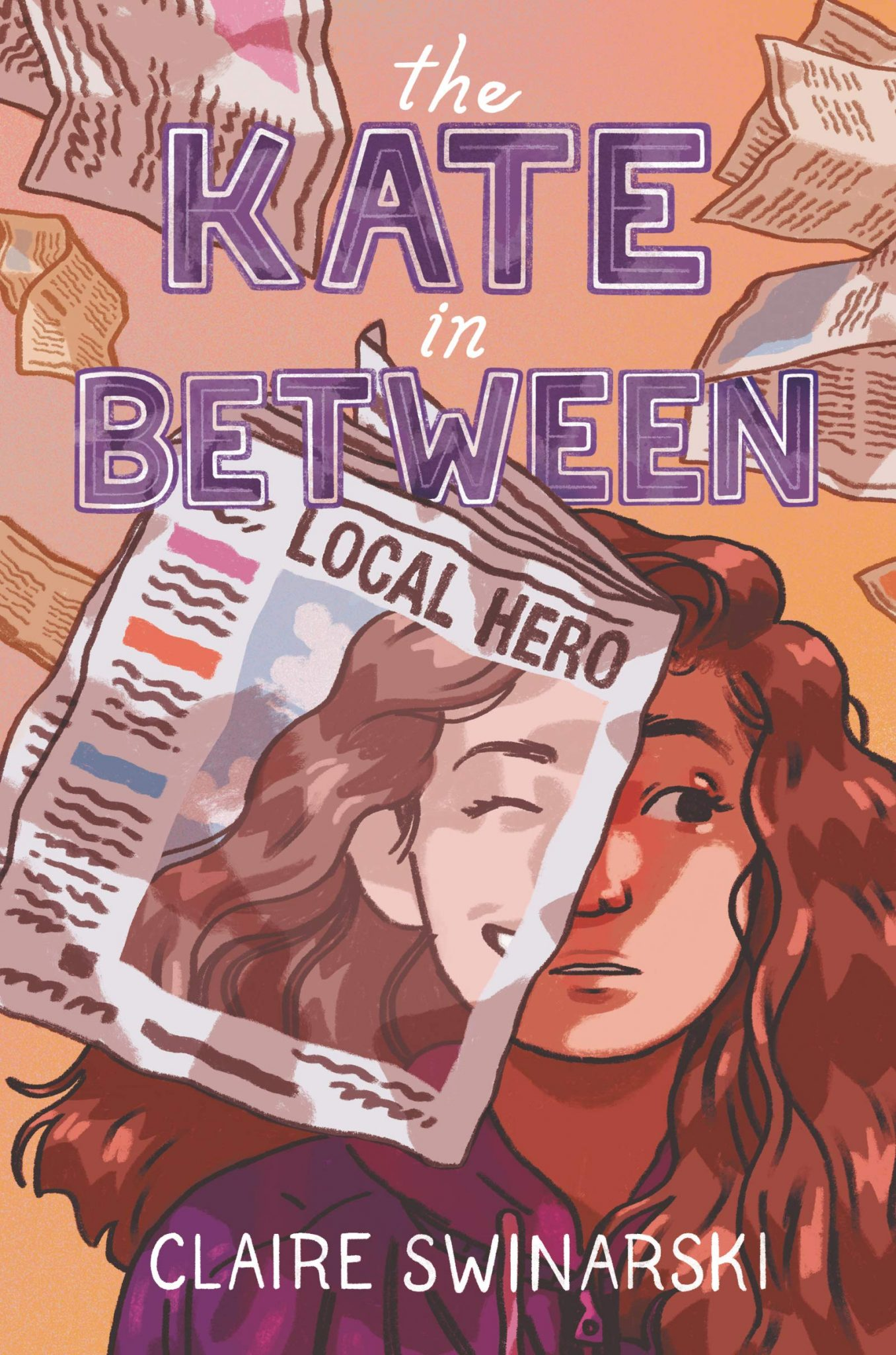 The Kate in Between by Claire Swinarski