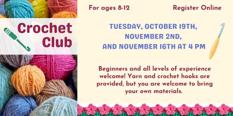 Copy of Crochet Club