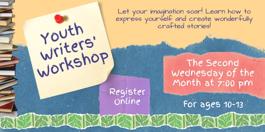 Copy of writers youth workshop